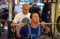 Спортсмены Днепропетровщины победили на открытом чемпионате Киева по пауэрлифтингу