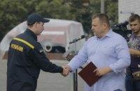 Борис Филатов о помощи мэрии спасателям: Это - наша задача