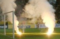 Англия подала жалобу на матч в Днепропетровске