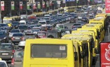 В Днепропетровской области водители маршруток за 3 дня нарушили на 12 тыс. 500 грн