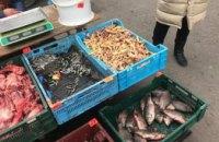 В Кривом Роге из незаконного оборота изъяли более 500 пачек сигарет, рыбу и мясо