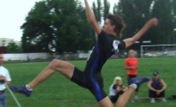 Днепропетровские легкоатлеты-юниоры снова показали отличные результаты