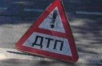 В Новомосковске сотрудник полиции сбил пешехода и скрылся с места ДТП