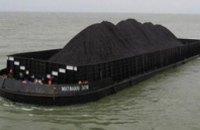 В Украину прибыло третье судно с африканским углем