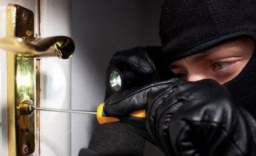 Полиция рекомендует жителям Днепропетровщины обезопасить свою квартиру от краж в период праздников