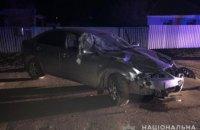 Смертельно ДТП на Киевщине: погибло двое молодых девушек