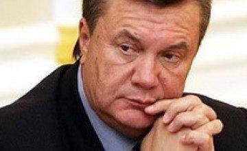Виктор Янукович обиделся на министра угольной промышленности