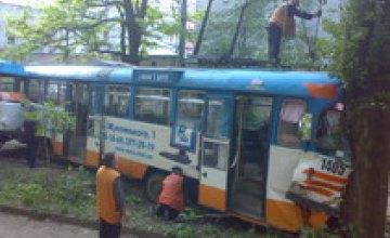 Днепропетровская ГАИ ищет очевидцев аварии 1-го трамвая