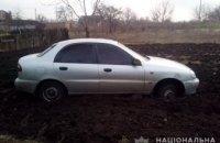 В Марганце подросток украл машину и катался на ней до утра, после чего поджег