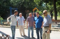 Приятно, когда люди готовы к сотрудничеству и проявляют инициативу: Дмитрий Щербатов о слаженной работе по благоустройству домов в Центральном районе