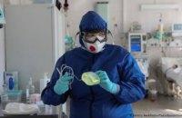 В Украине за сутки +3206 новых случаев коронавируса
