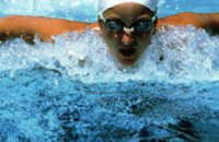Днепропетровская пловчиха Татьяна Хала заняла 4 место в заплыве на 200 м баттерфляем
