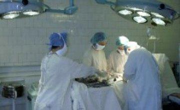 Американские пластические хирурги проведут 13 операций детям с врожденной патологией челюстно-лицевой области в Днепропетровске