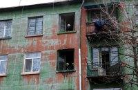 В Днепре 18 человек тушили пожар в квартире жилого дома