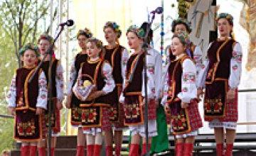В Днепропетровске стартовал Всеукраинский фестиваль «Пасхальные песнопения»