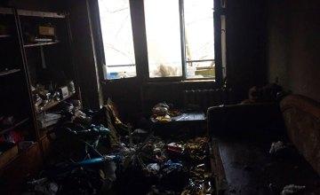 На Днепропетровщине горела многоэтажка: есть пострадавшие