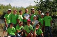 Дніпровські спортсмени вибороли 12 медалей на Чемпіонаті України серед спортивних шкіл та Всеукраїнських змаганнях з веслувального слалому