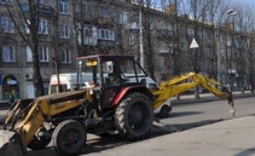 Улицу Титова перекроют на 5 дней