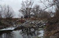 Порядка 52 дамб: Орель превратили в каскад болот и ставков