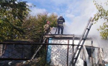 На Днепропетровщине в жилом доме вспыхнула кухня