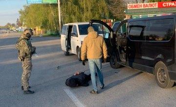 СБУ блокувала канал нелегальних пасажирських перевезень з ОРДЛО