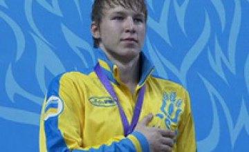 Днепропетровский пловец Андрей Говоров завоевал «золото» Юношеской Олимпиады