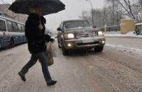 Днепропетровская патрульная служба оштрафовала около 100 пешеходов за нарушение ПДД