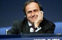 Платини снова избрали президентом УЕФА