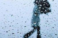 В Украину идет похолодание с дождем и градом