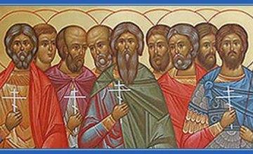 Сегодня православные почитают память Девяти мучеников Кизических