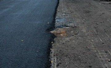 Капремонт дороги на ул. Комсомольской должен завершиться до 5 октября