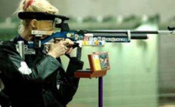 Днепропетровская спортсменка выступит в финале Кубка мира по пулевой стрельбе
