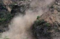 В Афганистане из-за оползня погибли 22 человека