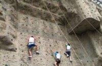 В Днепре впервые пройдет Молодежный чемпионат Украины по скалолазанию
