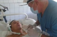 В больнице Мечникова медики восстановили трахею и пищевод раненого бойца