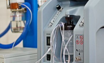 ЦРБ получила новый кислородный концентратор для родильного отделения