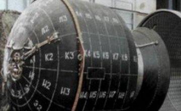 На Павлоградском химическом заводе может взорваться ракетное топливо
