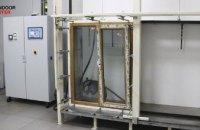 Компания «МИРОПЛАСТ» приобрела стенд для испытаний окон и дверей на соответствие европейским нормам