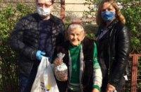 Миссия выполнена: за время карантина «ОП-ЗЖ» Днепропетровщины помогла 30 тысячам пенсионеров