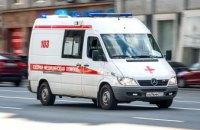 В Днепре медики «скорой» реанимировали мужчину с Covid-19