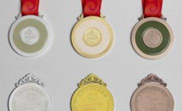 Паралимпийская сборная Украины на 5 месте в общекомандном зачете