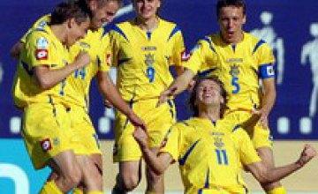 9 июня молодежная сборная Украины сыграет против Мальты в рамках Евро-2011