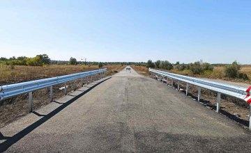 В Павлоградском районе капитально отремонтировали два моста
