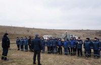 23 пиротехника ГСЧС Днепропетровщины получили допуск к проведению работ по очистке местности региона от боеприпасов (ФОТО)