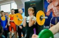 Патрульная из Харькова установила новый рекорд Украины по пауэрлифтингу