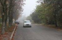 В Днепре, в поселке Мирном, проводят масштабный ремонт дорог