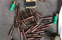 В Днепре задержали мужчину, который носил в пакете гранату и боеприпасы