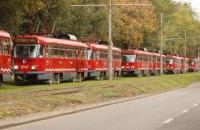 3 апреля в Днепре изменится движение трамвая №5