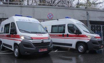 С начала года «скорые» Днепропетровщины сделали порядка 650 тыс. выездов