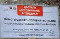Более 8 тыс закупок проведено через Prozorro на Днепропетровщине в январе, - Валентин Резниченко